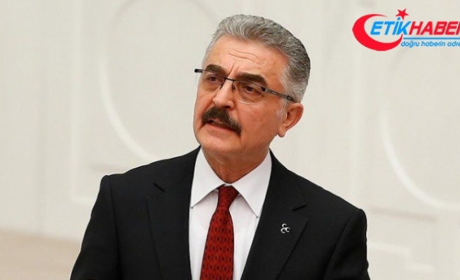 MHP'li Büyükataman: FETÖ avukatı Mehmet Alkan'ı şerefli ordumuzla anmak doğru değildir