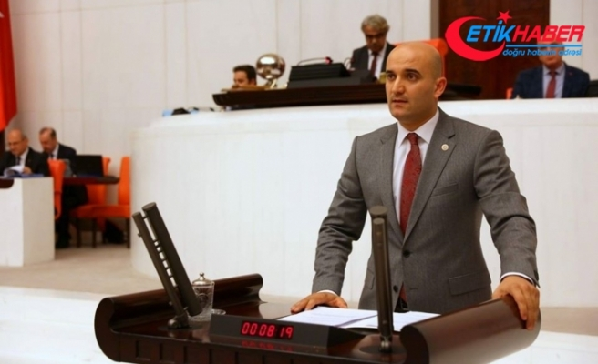 MHP'li Olcay Kılavuz'dan Suat Başaran'a: Hiç mi Yüzün Kızarmadı ?
