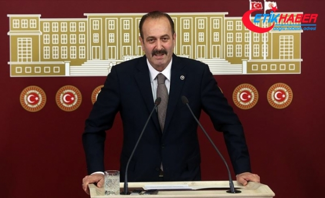 MHP'li Osmanağaoğlu: MHP vatan hainlerinin uykularını kaçırmaya devam edecek
