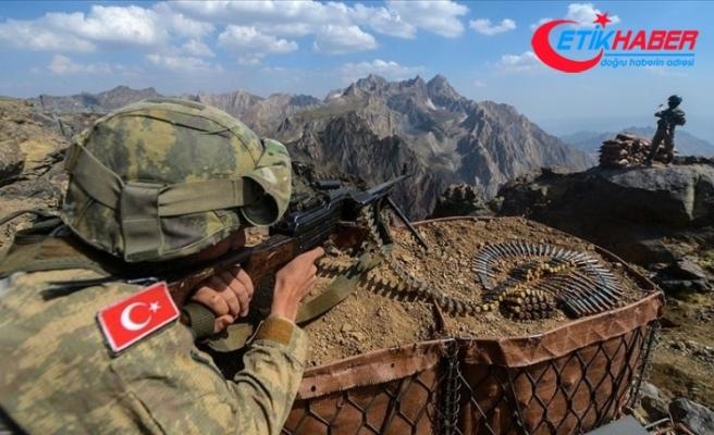 MSB: Türkiye mücadelesine en son terörist etkisiz hale getirilinceye kadar devam etmeye kararlıdır