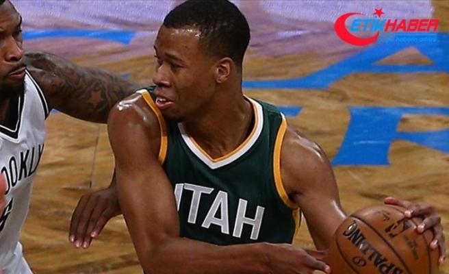 NBA'de yılın savunma oyuncusu olarak Gobert seçildi