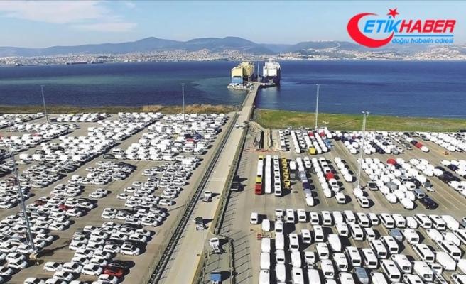 Otomotiv endüstrisi mayıs ayında 1,9 milyar dolarlık ihracat yaptı