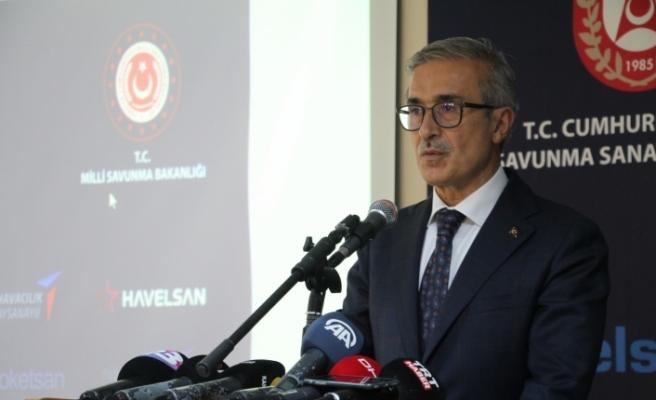 """Savunma Sanayii Başkanı Demir: """"Gücü olmayan ve kullanmayan milletler ayakta kalamaz"""""""