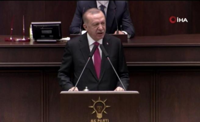 """""""Türkiye'nin gündemini karanlık mahvillerde kurgulanan senaryolara teslim etmedik"""""""
