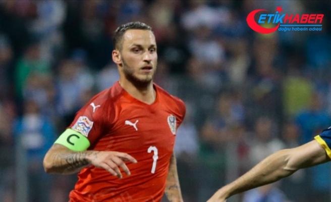 UEFA'dan Avusturyalı futbolcu Arnautovic'e soruşturma