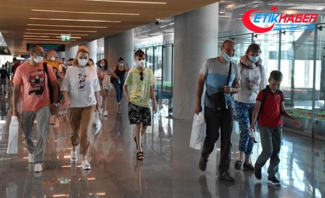 Yıl sonuna kadar milyonlarca turist Türkiye'ye gelecek