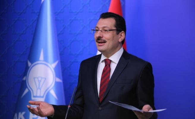 """AK Parti Genel Başkan Yardımcısı Yavuz: """"Muhalefet konuşuyor, biz iş yapıyoruz"""""""