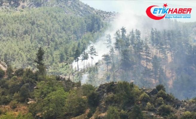 Antalya'da ormanlık alanlara girişler 31 Ağustos'a kadar yasaklandı