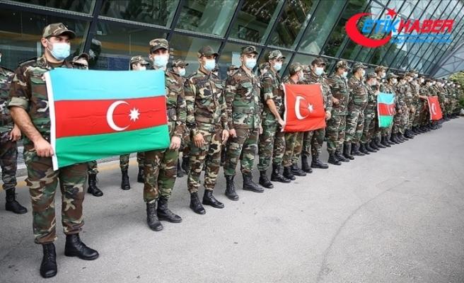 Azerbaycanlı ekipler, orman yangınlarıyla mücadeleye destek için Türkiye'ye hareket etti