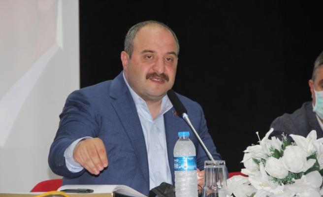 """Bakan Varank: """"İnsansız hava araçlarını gemiye indirip kaldırabilen tek ülke olacağız"""""""
