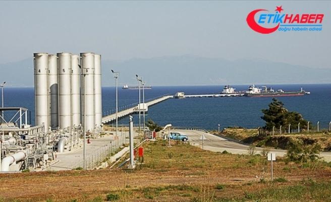 BTC'den yılın ilk 6 ayında 99 milyon 95 bin 854 varil petrol aktı