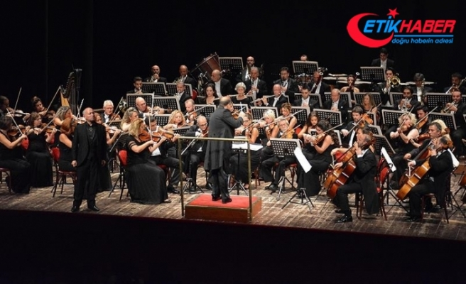 Cumhurbaşkanlığı Senfoni Orkestrası Grup Hermanos ile Bodrum'da 'Latin rüzgarı' estirecek