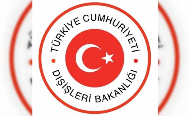 Dışişleri Bakanlığından 'Maraş' açıklaması