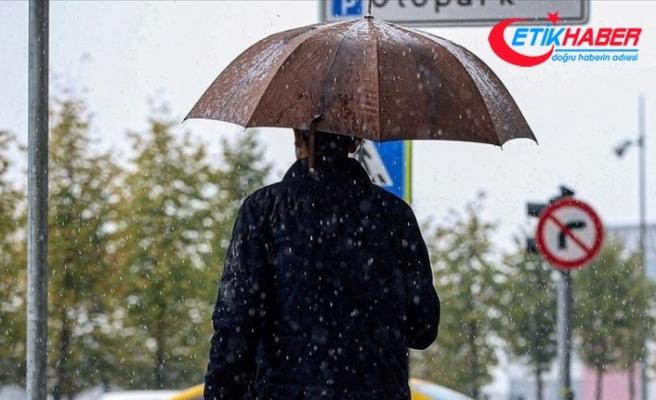 Doğu Karadeniz, Kars, Ardahan ve Erzurum'da gök gürültülü sağanak bekleniyor