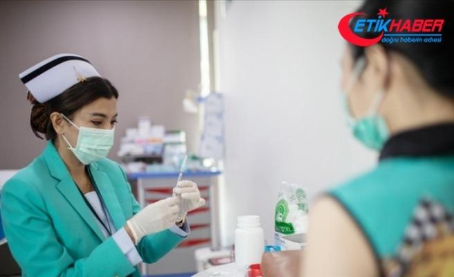 Dünya genelinde 3 milyar 880 milyon dozdan fazla Kovid-19 aşısı yapıldı