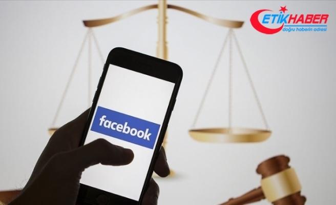 Facebook, Biden'ın sosyal medya platformlarını Kovid-19 salgını konusunda sert eleştirmesine tepki gösterdi