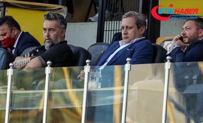 Galatasaray Başkanı Elmas, yarın yapacağı basın toplantısında 1 aylık dönemini değerlendirecek