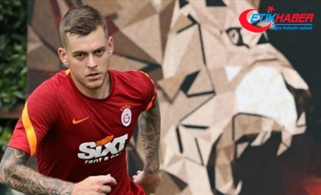 Galatasaray'ın yeni transferi Cicaldau Avrupa Ligi elemelerinde forma giyemeyecek