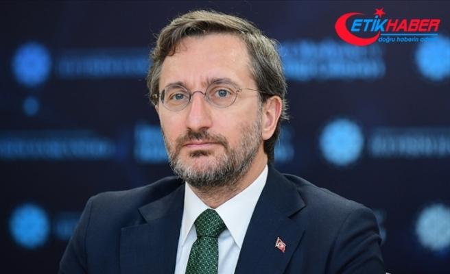 Cumhurbaşkanlığı İletişim Başkanı Altun'dan Merkez Bankası Başkanı Kavcıoğlu'yla ilgili habere yalanlama