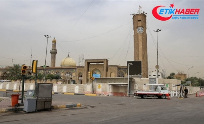 Irak'ta 18 ay sonra en yüksek günlük Kovid-19 vaka sayısı kaydedildi