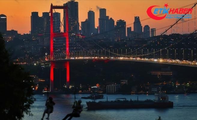 Kültür ve Turizm Bakanı Ersoy 'İstanbul' tanıtım filmini paylaştı