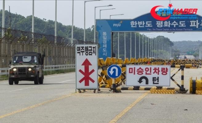 Kuzey ve Güney Kore arasında iletişim kanalları bir yıl sonra yeniden açıldı