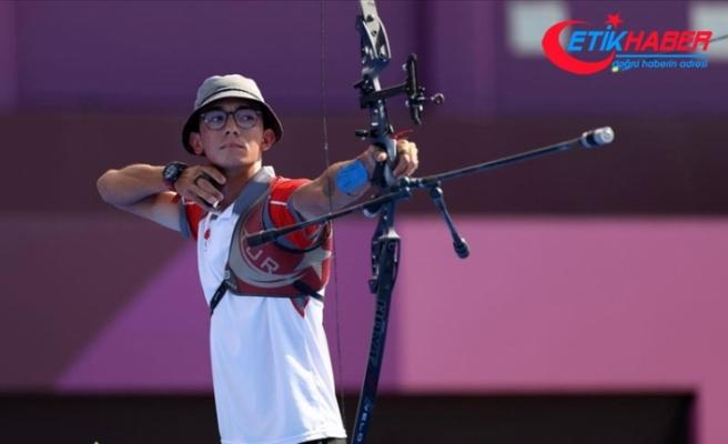 Mete Gazoz okçulukta Türkiye'ye tarihindeki ilk olimpiyat madalyasını getirmeyi garantiledi