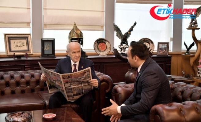 MHP Lideri Devlet Bahçeli: Aklımda hep Türkiye var