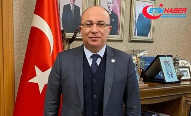 MHP'li Yönter'den Zeybek'e sert tepki: Zavallı akli melekelerini kaybetmiş!