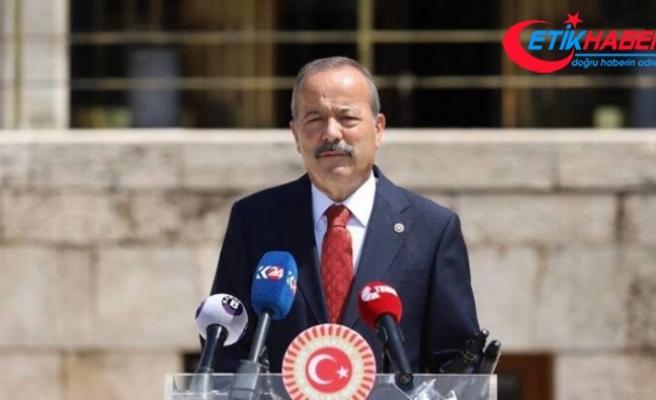 MHP'li Taytak: Hukuk ve vicdan garabeti yaratmıştır