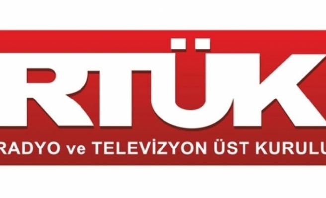 RTÜK Başkanı Şahin'den İlhan Taşçı'ya tepki