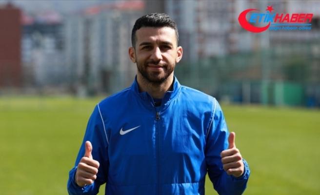 Trabzonspor, futbolcu İsmail Köybaşı ile 2 artı 1 yıllık sözleşme imzaladı