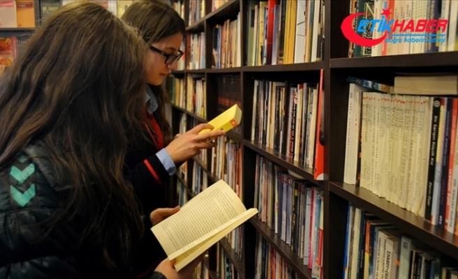 Türkiye'de geçen yıl 68 bin 120 kitap yayımlandı