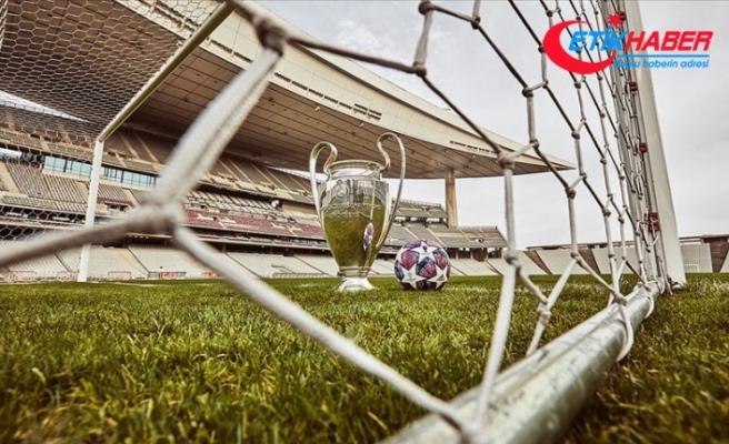 UEFA Şampiyonlar Ligi'nde 2. eleme turu maçları tamamlandı