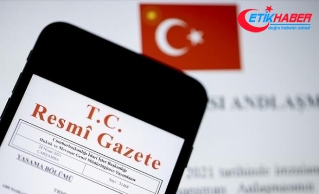 Hükümlü ve tutukluların ziyaret edilmeleri ve ödüllendirilmelerindeki değişiklikler Resmi Gazete'de yayımlandı