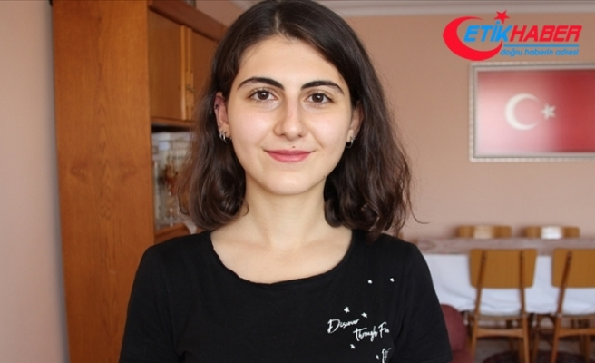 YKS'de AYT eşit ağırlık birincisi Konyalı Melike Demirbağ, başarıya nasıl ulaştığını anlattı