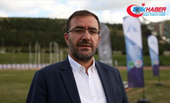Atletizm Federasyonu Başkanı Çintimar: Türk atletler Tokyo 2020'de başarılı performans sergiledi