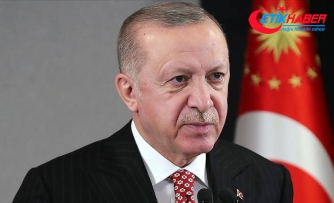 Cumhurbaşkanı Erdoğan'dan, Türkiye'nin orman yangınlarıyla mücadelesine destek veren ülkelere teşekkür