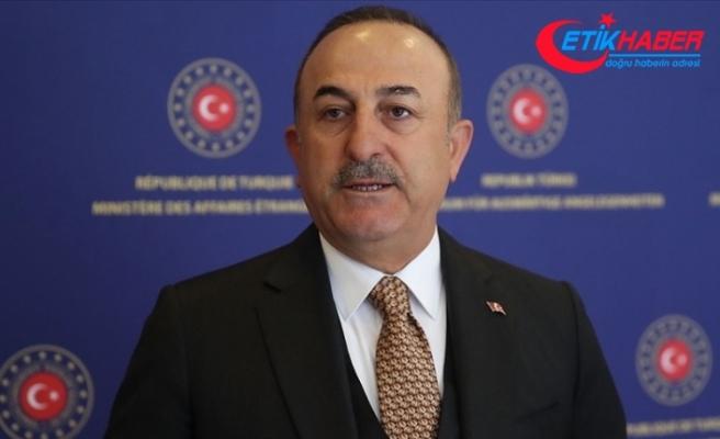Dışişleri Bakanı Çavuşoğlu, 740. Söğüt Ertuğrul Gazi'yi Anma ve Yörük Şenlikleri'ne katıldı: