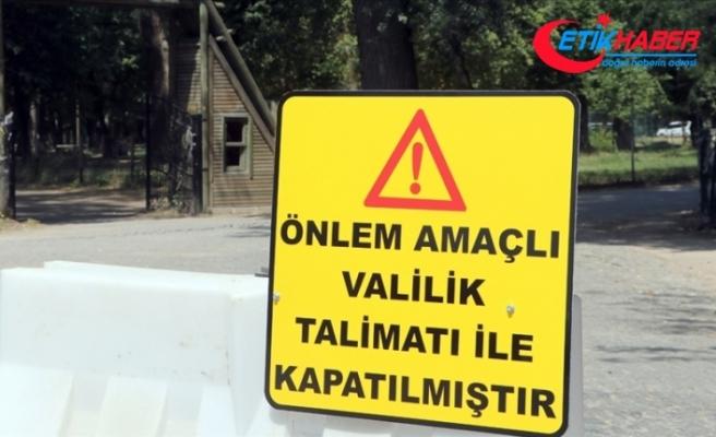 Erzurum ve Osmaniye'de ormanlık alanlara girişler yasaklandı