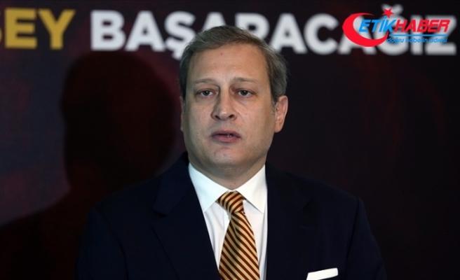 Galatasaray Kulübü Başkanı Elmas'tan Falcao ve Feghouli açıklaması: Kendilerine kulüp bulmalılar