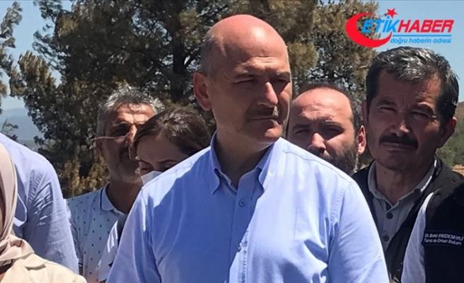 İçişleri Bakanı Soylu: Lütfen nefret dilinden, öfke dilinden uzak duralım