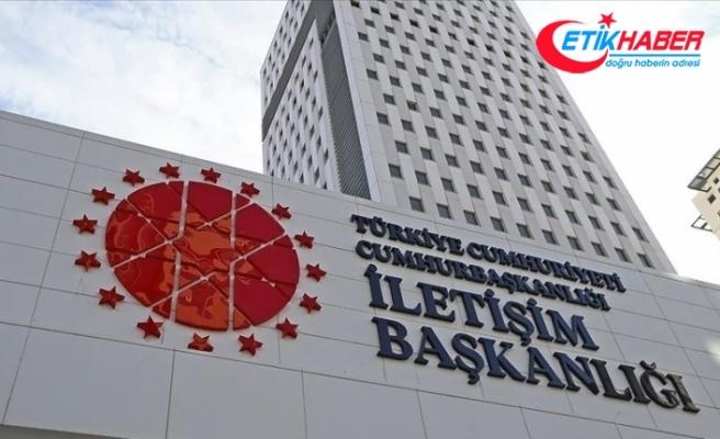 İletişim Başkanı Altun: Kemerköy Santrali'nde soğutma işlemleri sürmektedir