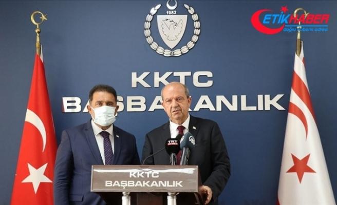 KKTC Cumhurbaşkanı Tatar: Maraş'ı bir 46 yıl daha kapalı tutamayız