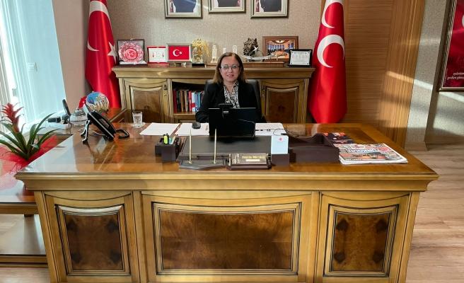 MHP'de ''İlçe Başkanları Eğitim Programı'' devam ediyor