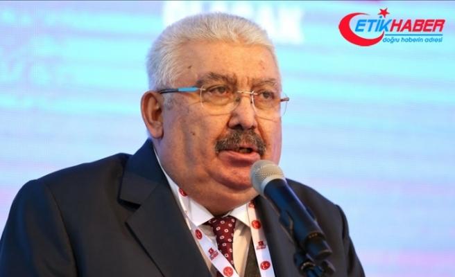 MHP'li Yalçın: Hasan Cemal'in mayasında küflenme, mizacında ihanet tortusu var