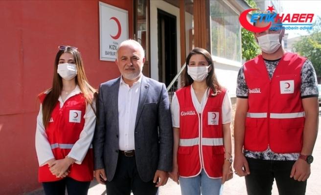 Türk Kızılay Genel Başkanı Kınık: Son kıvılcım sönene kadar bütün Kızılaycılar sahada