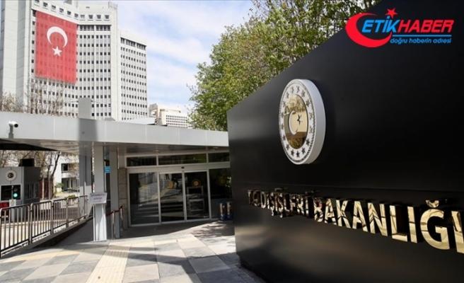 Türkiye, Yunanistan'ın Batı Trakya Türk Azınlığına ait 12 ilkokulu kapatma kararını kınadı