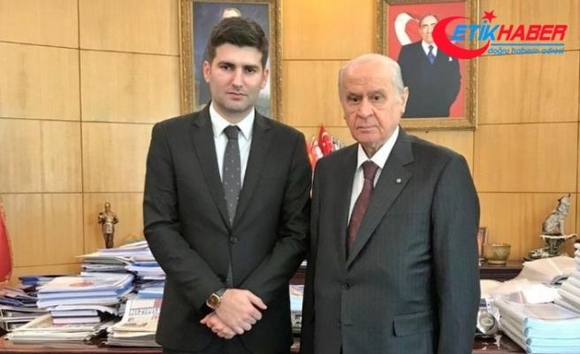 Ülkü Ocaklarının yardım kampanyasına ilk destek MHP Lideri Bahçeli'den