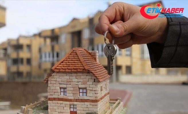 Yılın ilk yarısında her 5 konuttan birisi İstanbul'da satıldı